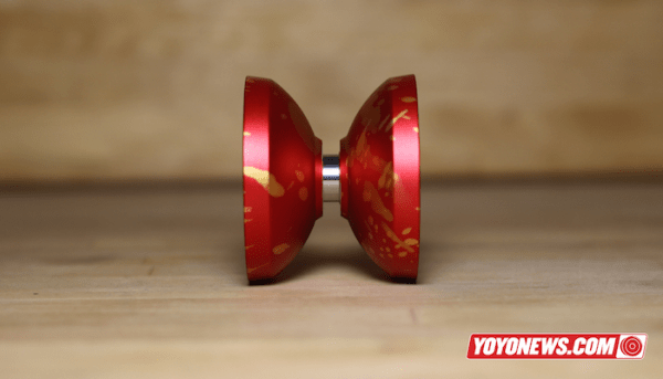 King Yo Star Rapid Light yoyo