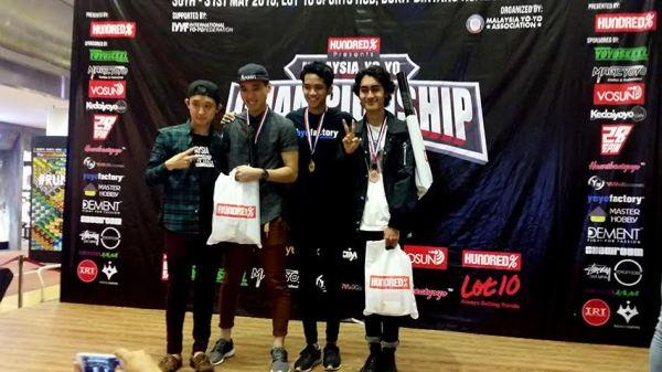 2015 Malaysia YoYo Championship 1A
