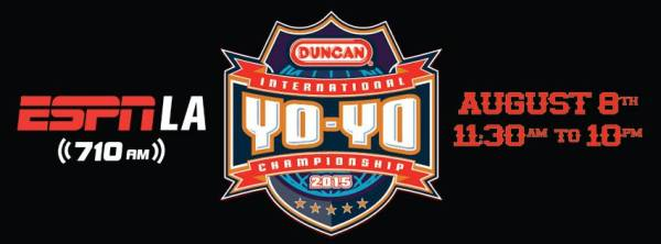 Duncan Toys International YoYo Championship