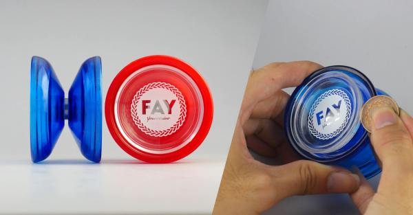 yoyorecreation FAY entry level plastic yoyo