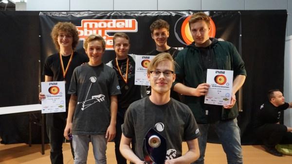 2015 German Masters AP finalist