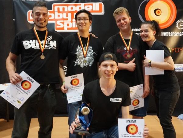 2015 German Masters 5a finalist
