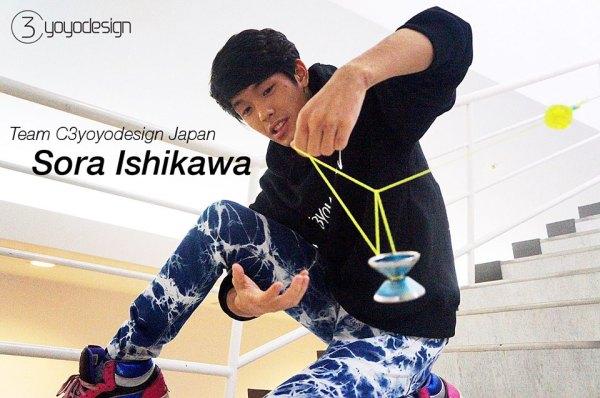 Sora Ishikawa c3yoyodesign