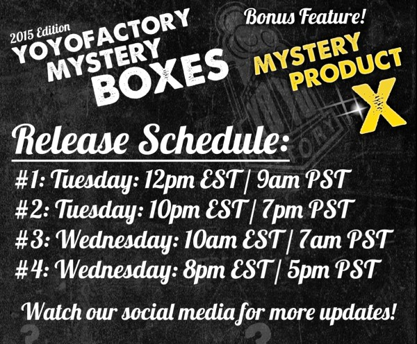 YoYoFactory-Release-Schedule