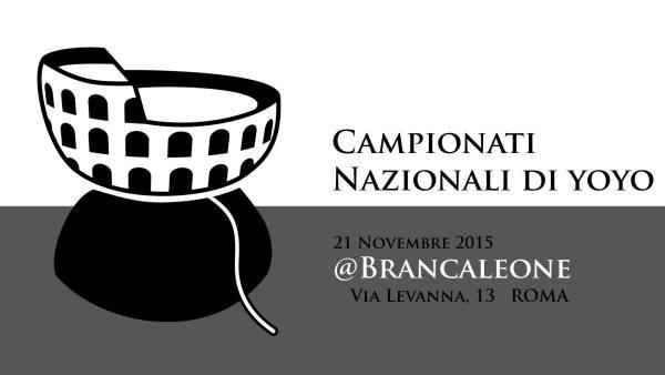 italian national yoyo contest