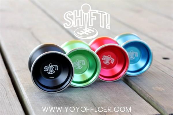 YoYofficer Shift