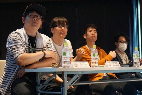 Tech. judges: Ryosuke Kawamura, Takao Morioka, Naoya Takeuchi, Hiro Irifune