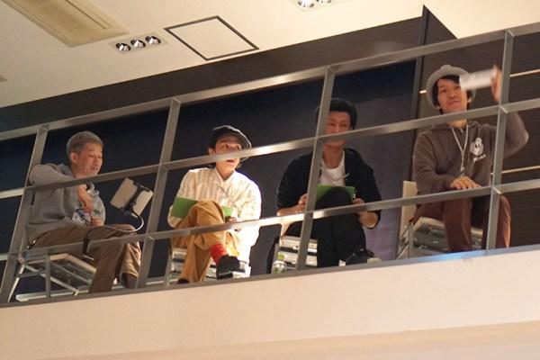 Performance judges: Master Kenichi Nakamura, Ryusei Saito, Jun Mikami, Jun Aramaki