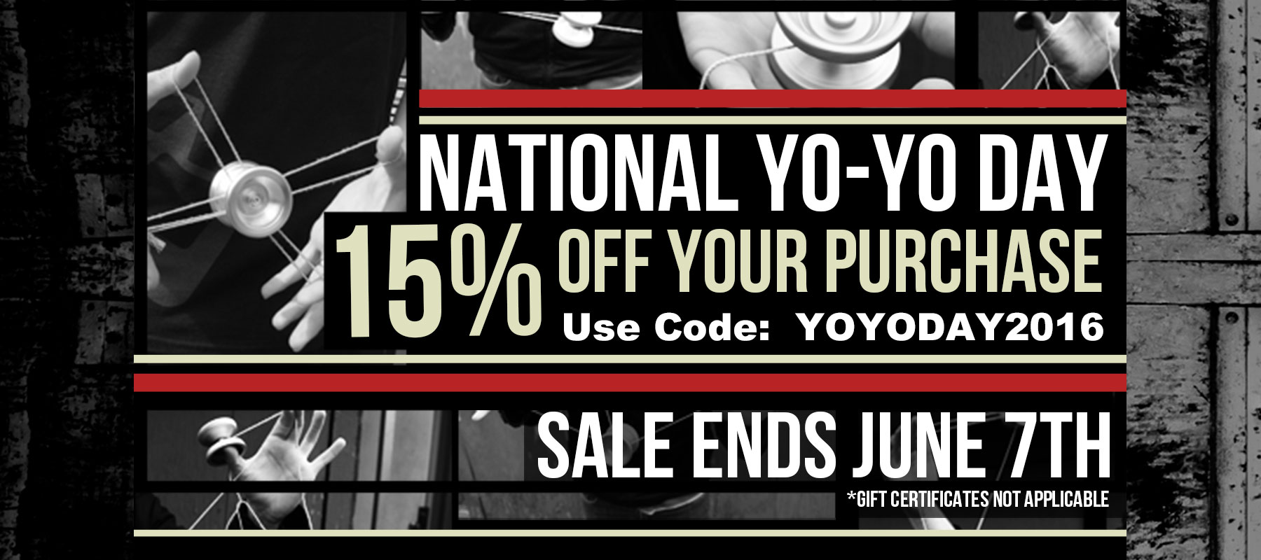 2016 National YoYo Day