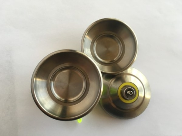 YoYoFactory Titanium Shutter