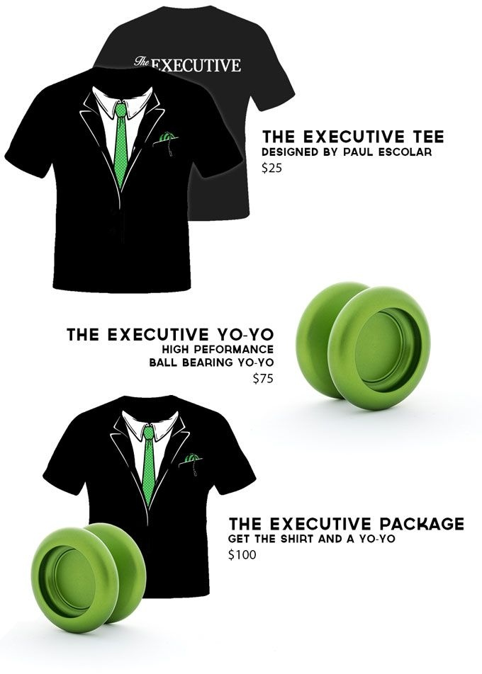 Doc Pop Ernest Kahn The Executive Pocket YoYo