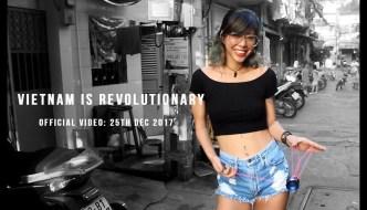 Throw Revolution – Vietnam is Revolutionary