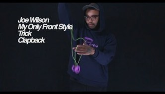 Recess Tutorial – Joe Wilson – My Only Front Style Trick