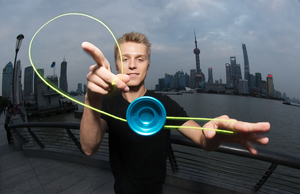 Gentry Stein - 2014 World YoYo Champion