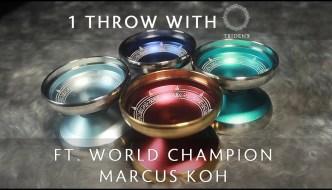 Marcus Koh – One Throw