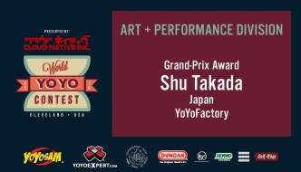 2019 World YoYo Contest – Art & Performance Results