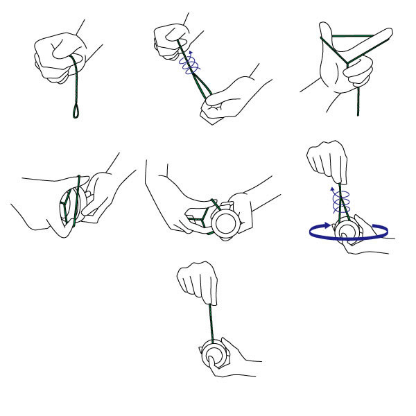 Maintenace / How To Change The String / How To Change The