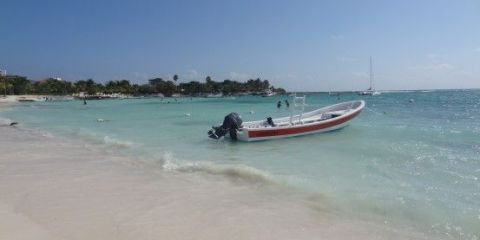 Akumal Mexique Plage snorkeling photo blog voyage tour du monde http://yoytourdumonde.fr
