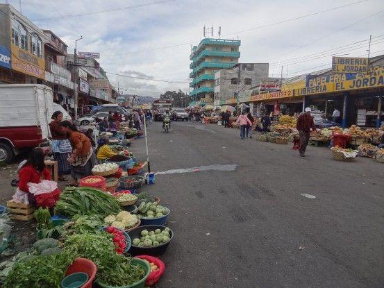 Marché de Quetzaltenango