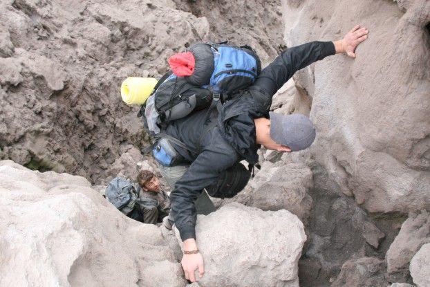 Une randonnée de 19h pour voir le Volcan Santiaguito photo blog voyage tour du monde travel https://yoytourdumonde.fr