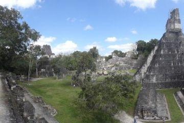 Guatemala: L'ancienne Capitale des Maya Tikal est de toute beauté