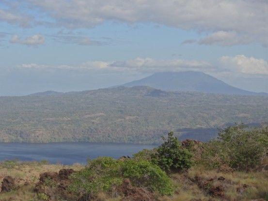 Très belle vue depuis le Parc National de Masaya au Nicaragua photo blog voyage tour du monde travel https://yoytourdumonde.fr