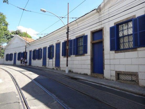 Quartier Santa Teresa à Rio de Janeiro photo blog voyage tour du monde travel https://yoytourdumonde.fr