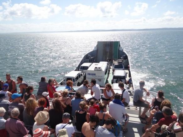 Australie- Frazer Island: C'est partie pour la grande aventure!!!