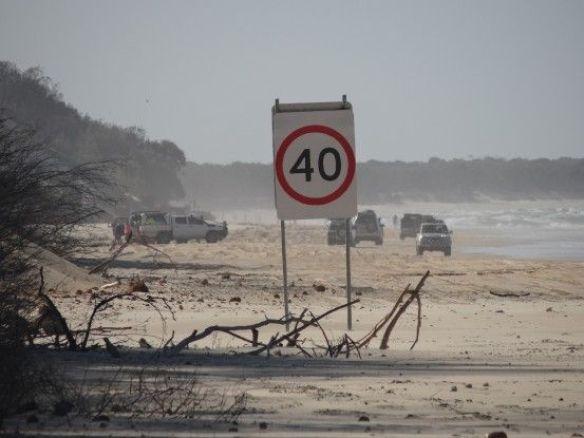 Australie-Queensland: