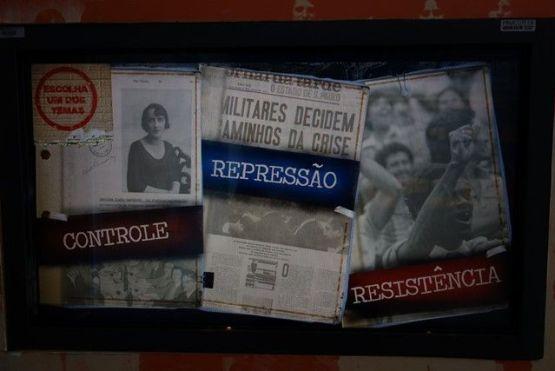A faire et à découvrir à Sao Paulo s'est le musée de la dictature et du coup d'Etat photo blog voyage tour du monde travel https://yoytourdumonde.fr