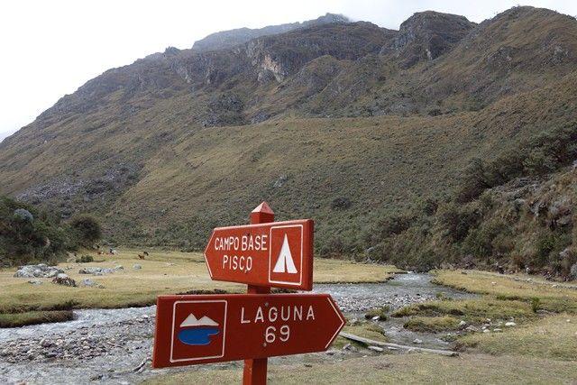 Perou-Laguna 69: Direction gauche toute!