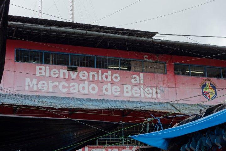 Perou-Iquitos: Bienvenue au marché de Belen!