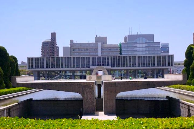 Le musée de la paix à Hiroshima est à visiter pour comprendre les consequences de la bombes atomique. Photo blog voyage tour du monde https://yoytourdumonde.fr
