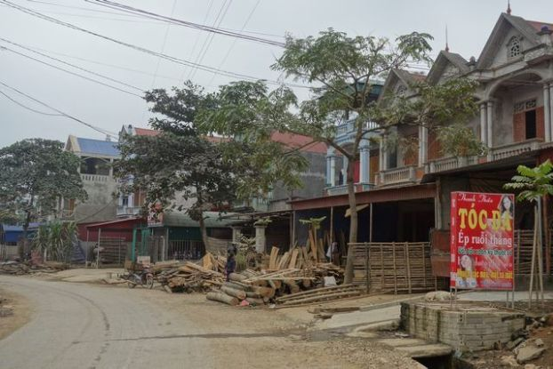 voyage-travel-hanoi-yenbai-bois-village-vietnam