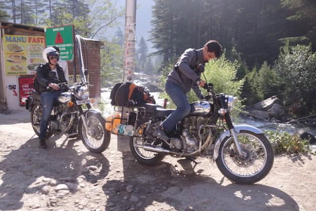 Royal Enfield moto inde ladakh photo voyage tour du monde https://yoytourdumonde.fr