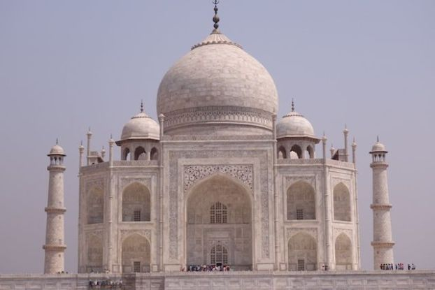 Photo Taj Mahal agra inde photo blog tour du monde https://yoytourdumonde.fr