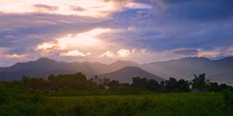 Vallée de Dien Bien Phu Vietnam photo blog voyage tour du monde http://yoytourdumonde.fr