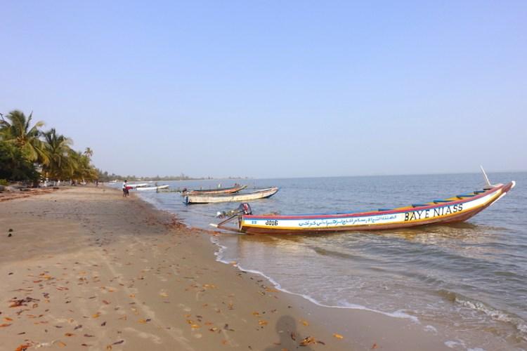 Les plus belles plages d'Afrique de l'Ouest se touvent à Carabane au Sénégal photo blog voyage tour du monde https://yoytourdumonde.fr