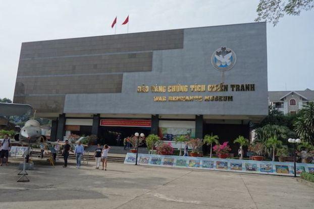 Vietnam: Le Musée de la guerre du Vietnam est un passage obligé.