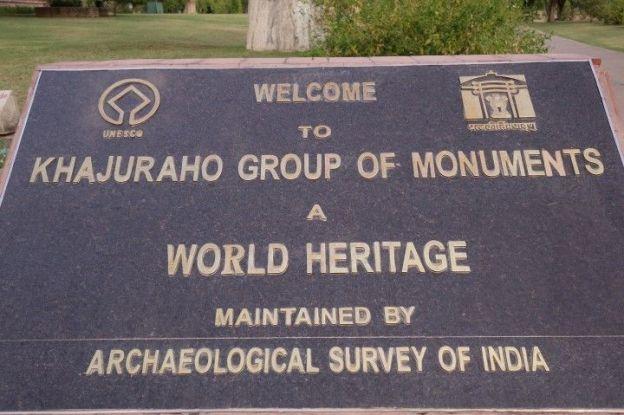 Le site de Khajuraho est inscrit au Patrimoine Mondiale de l'Unesco. Photo blog voyage tour du monde https://yoytourdumonde.fr