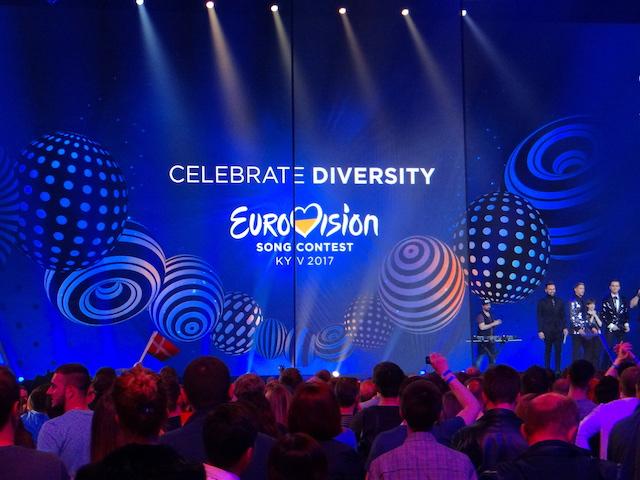 Celebrons les diversités est le slogan qu'a choisie la ville de Kiev photo blog voyage tour du monde https://yoytourdumonde.fr