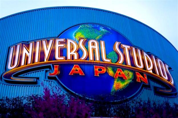 C'est à Osaka que se situe les Studios d'Universal au Japon. Photo blog voyage tour du monde https://yoytourdumonde.fr