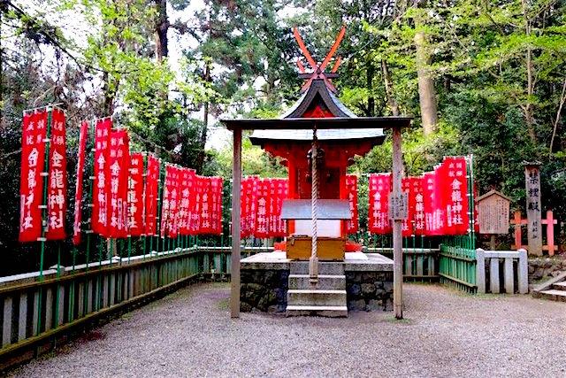 Juste à coté du Kofukuji Temple se trouve d'autres magnifiques structures. Photo blog voyage tour du monde https://yoytourdumonde.fr