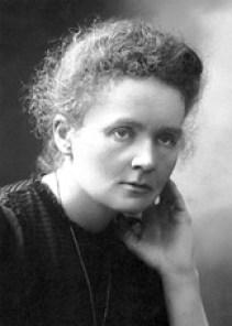 Μαρία Σκλοντόβσκα-Κιουρί