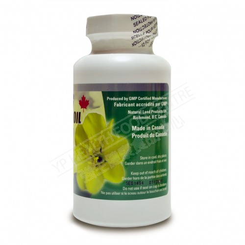 加拿大 溫哥華 保健健康食品藥物 出口 安全 月見草油 - 繁體中文 - 強生健康食品中心