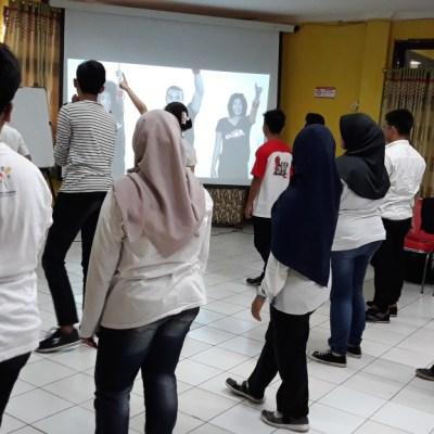 Pelatihan Fasilitator Dance4Life