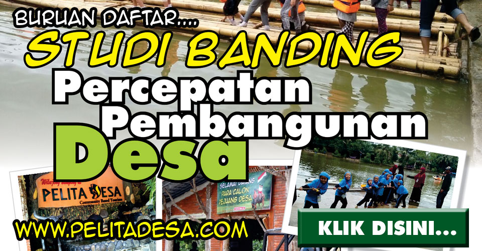 Pelita Desa Outbound
