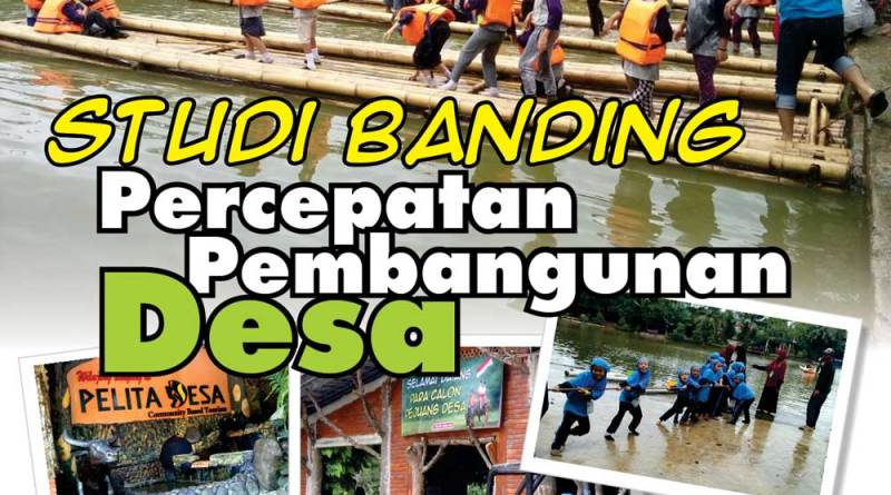 Studi Banding Percepatan Pembangunan Desa @Pelita Desa Ciseeng