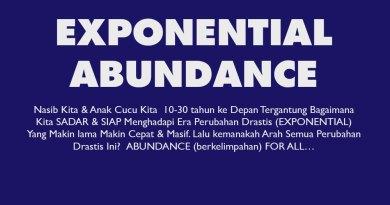 Exponential Abundance