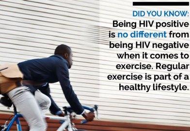 HIV dan Olahraga